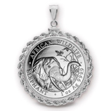 Silver Elephant Series (Jewelry Items)