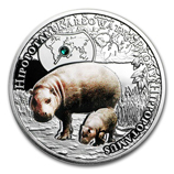 Endangered Animal Coins