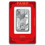 Year of the Monkey Silver Bars