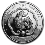 Year of the Rooster 1 oz Silver Products