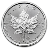 Royal Canadian Mint Platinum
