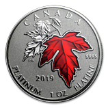 Platinum Commemorative Coins from Canada