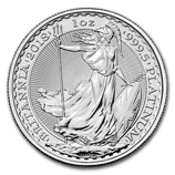 Platinum Coins from Great Britain