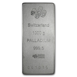 32.15 oz (KILO) (Palladium Bars & Rounds)