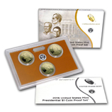 Presidential Dollars Proof Sets (2007-Date)