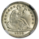 Liberty Seated Half Dimes