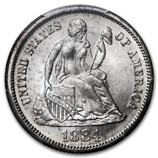 Liberty Seated Dimes