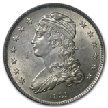 Capped Bust Quarters