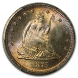 Liberty Seated Quarters