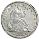 Liberty Seated Half Dollars