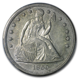 Liberty Seated Dollars