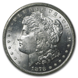 U.S. Silver Morgan Dollars