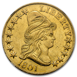 Capped Bust $10 Gold