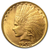 Indian Head $10 Gold