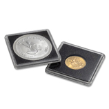 Intercept Technology® Quadrum Coin Holders