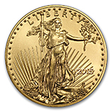 2015 Fractional Gold Eagles