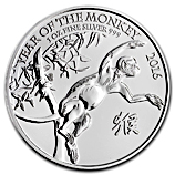 2016 Royal Mint Lunar (Gold & Silver)