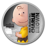 The Peanuts Movie Coins
