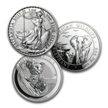 Silver Coins - End of 2015 Mintage