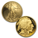 2016 Proof Gold Eagles & Buffalos
