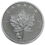 2016 Silver Maple Leaf (Panda Privy)