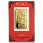 PAMP Suisse Holy Gold Bars