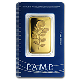 PAMP Suisse Specialty Gold Bars