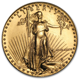 The American Gold Eagle (Past to Present)