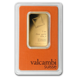 Valcambi Gold Bars & Coins