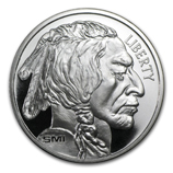 All Silver Buffalo Rounds