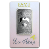PAMP Suisse Specialty Gold & Silver Bars