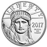 2017 Proof 1 oz Platinum Eagles