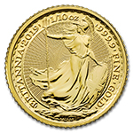 Fractional Gold Sovereigns