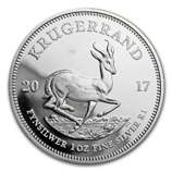 2017 Proof Silver Coins