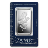Other PAMP Suisse Gold & Silver Bars