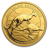2017 Perth Mint Gold Kangaroos