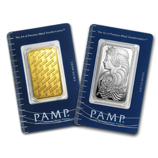 PAMP Suisse Gold and Silver