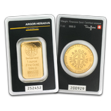 Argor-Heraeus 1 oz Gold Bullion