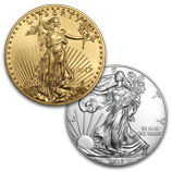 2017 Silver and Gold Eagles