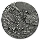 Select 2 oz Silver Biblical Series Coins