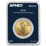 MintDirect® Gold Eagles