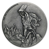 Select Silver Biblical Series Coins