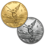 2016 Gold and Silver Libertads