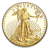2017 Proof Gold Eagles