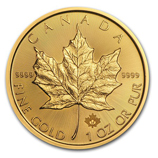 Gold Maple Leafs