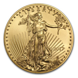 2017 Gold Eagle Coins