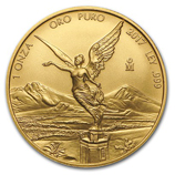 Mexican Libertad Gold Coins