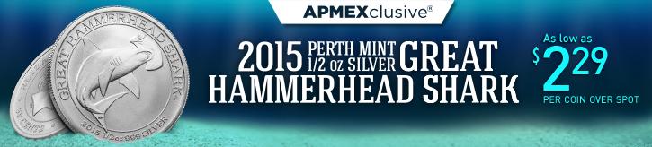 Perth Mint Silver (Shark Series)