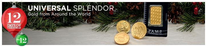 Gold Around the World (12 Days)