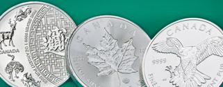 Royal Canadian Mint Silver